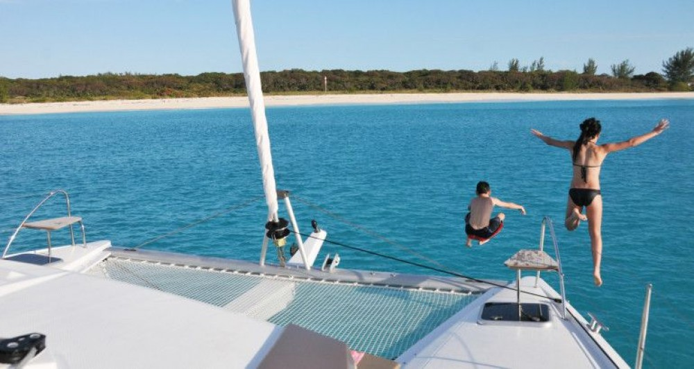 Fountaine Pajot Fountaine Pajot Lucia 40 between personal and professional Croatia