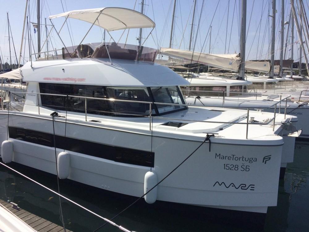 Rental yacht Šibenik - Fountaine Pajot My 37 on SamBoat