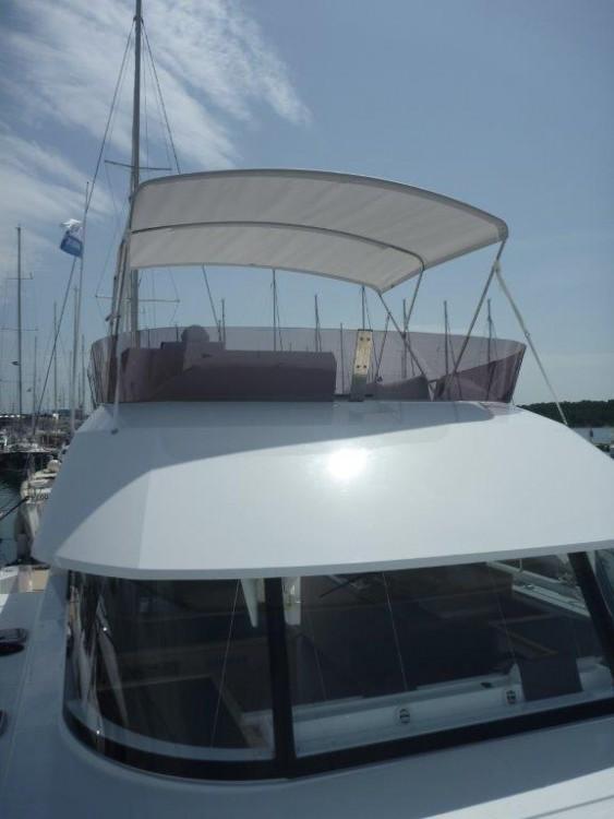 Rental Catamaran in Šibenik - Fountaine Pajot My 37