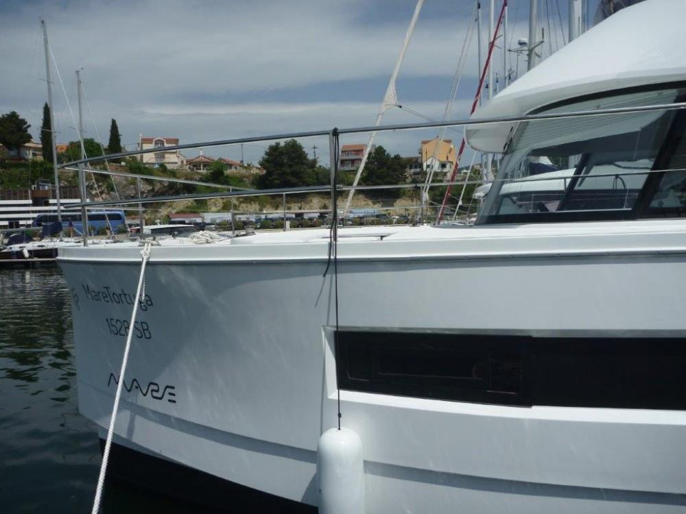 Boat rental Fountaine Pajot My 37 in Šibenik on Samboat