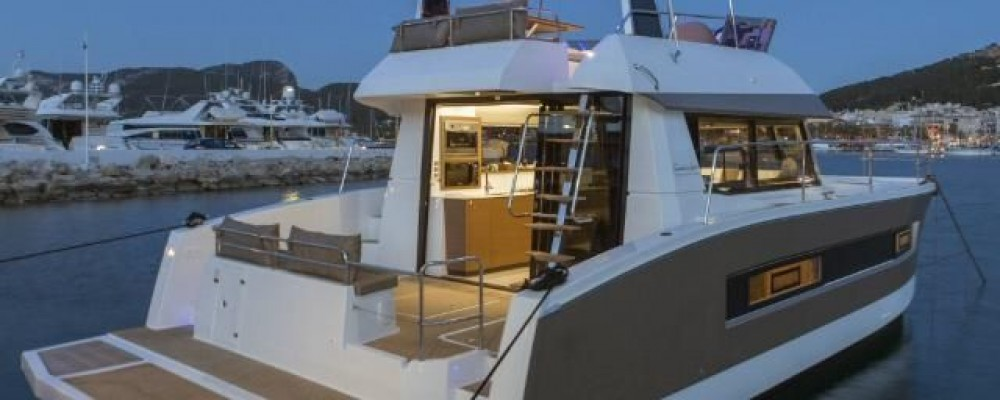 Fountaine Pajot Fountaine Pajot MY 37 between personal and professional Trogir