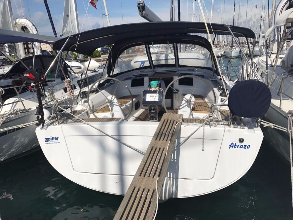 Boat rental Pirovac cheap Hanse 385