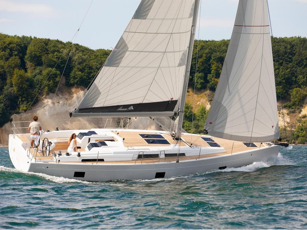 Rental yacht Pula - Hanse Hanse 458 - 3 cab. on SamBoat
