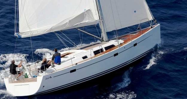 Boat rental Volos cheap Hanse 470