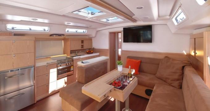 Rental yacht  - Hanse Hanse 505 - 5 + 1 cab. on SamBoat