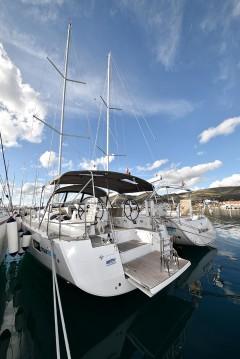 Rental yacht Trogir - Jeanneau Jeanneau 54 on SamBoat