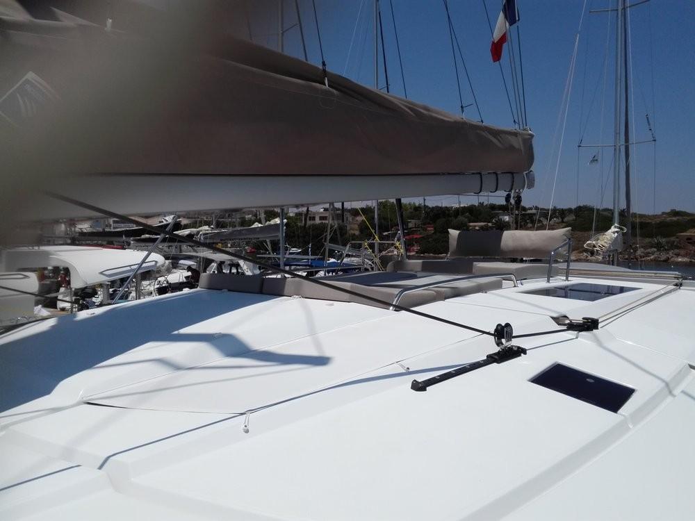 Rental yacht Peloponnese - Fountaine Pajot Helia 44 on SamBoat