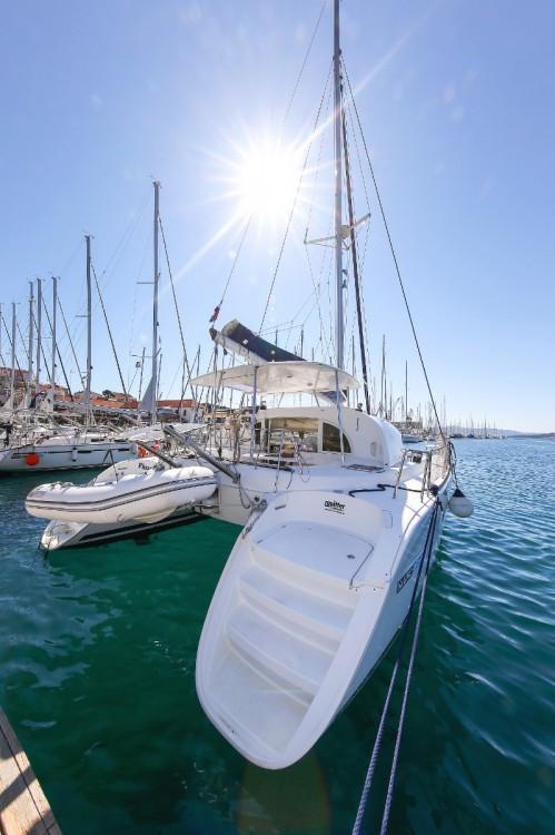 Boat rental  cheap Lagoon 380 S2