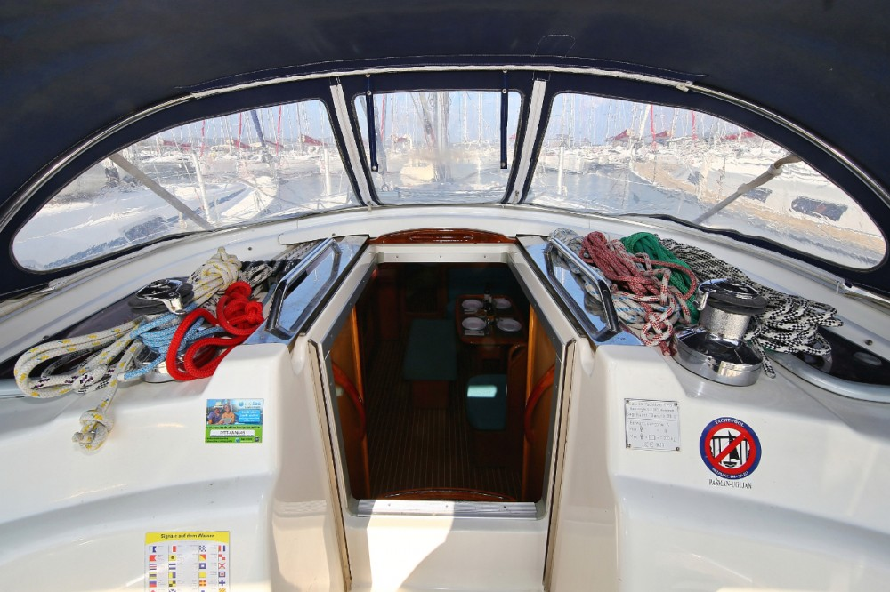 Boat rental Bavaria Cruiser 39 in  on Samboat