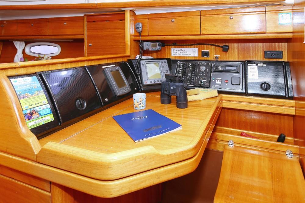 Rental Sailboat in Croatia - Bavaria Cruiser 39