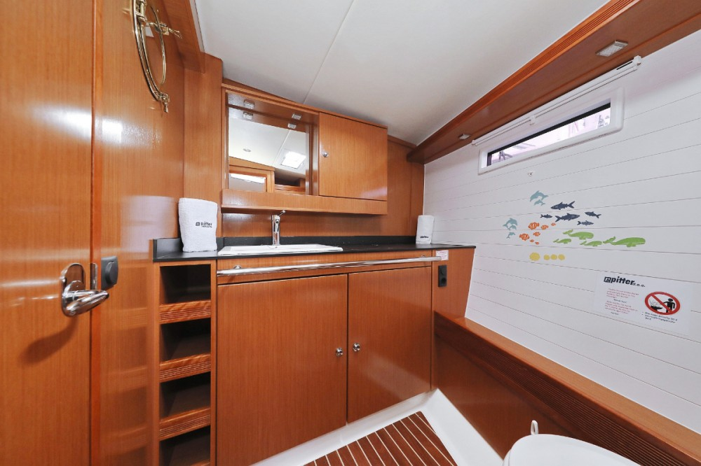 Rent a Bavaria Bavaria Cruiser 55 - 4 cab.