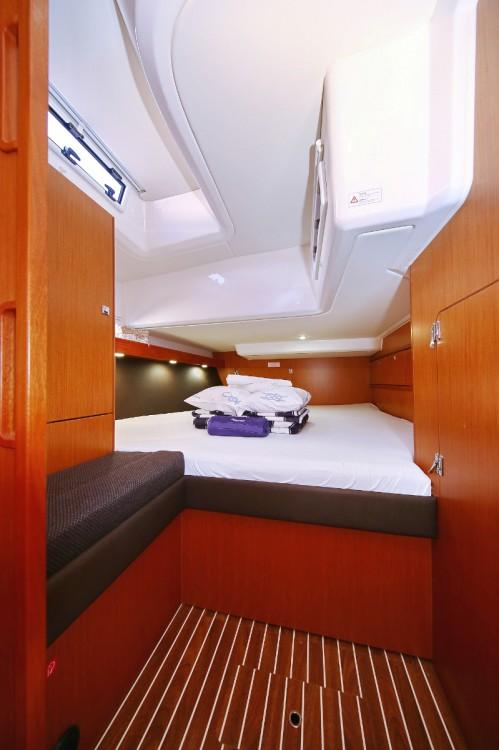 Bavaria Cruiser 56 between personal and professional Croatia