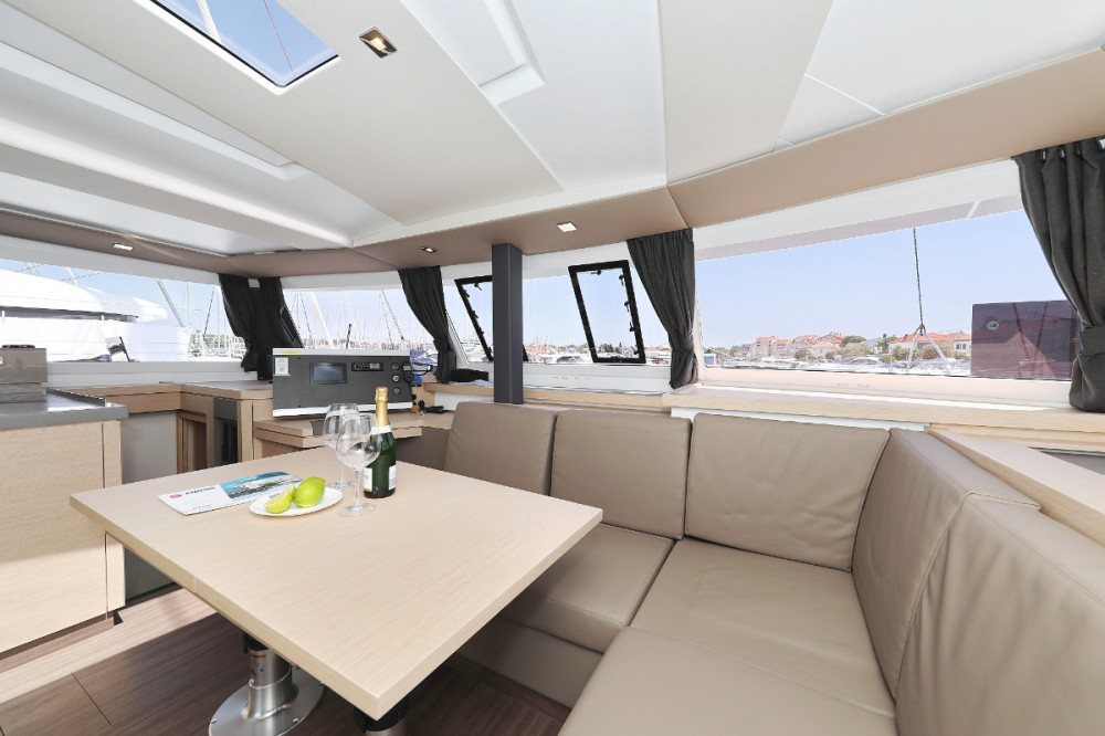 Rental Catamaran in  - Fountaine Pajot Astrea 42