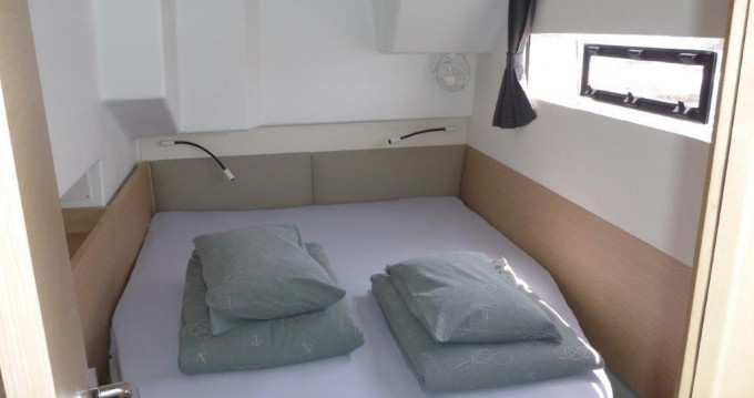 Fountaine Pajot My 37 between personal and professional Croatia