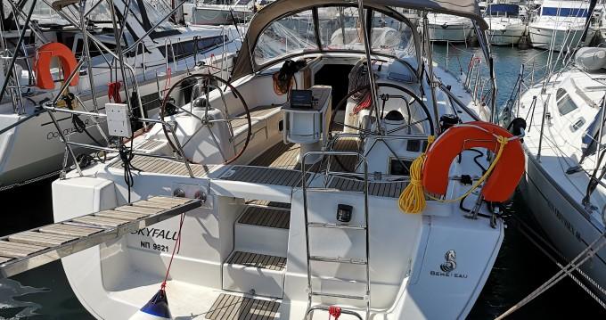 Boat rental Municipal Unit of Lefkada cheap Oceanis 43