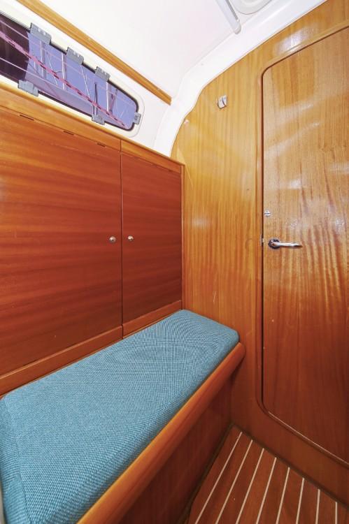 Bavaria Cruiser 39 between personal and professional Croatia