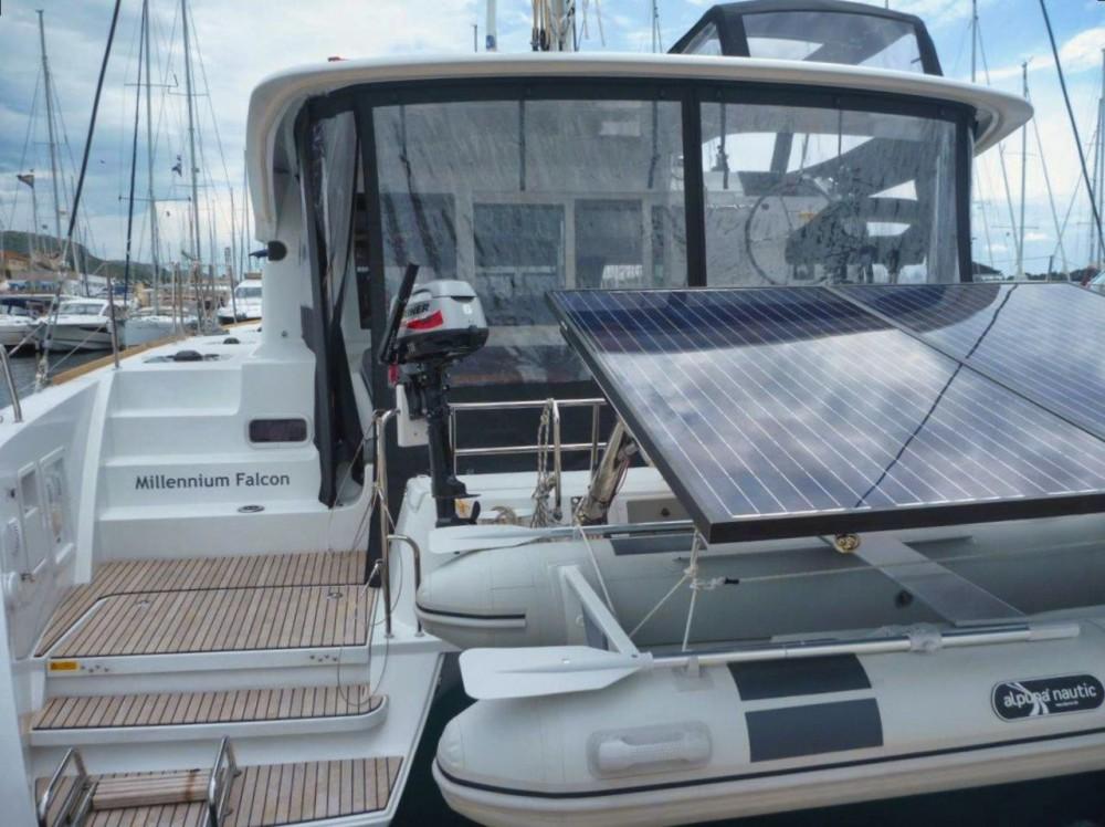 Rental yacht Šibenik - Lagoon Lagoon 40 on SamBoat