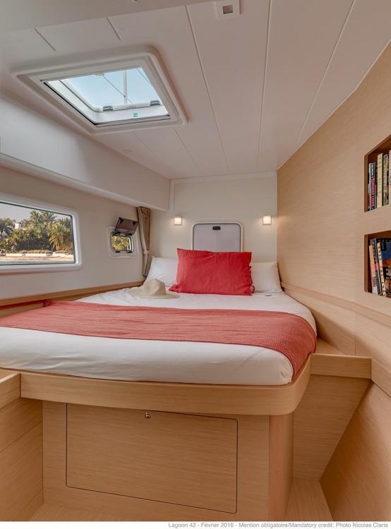 Rental yacht Croatia - Lagoon Lagoon 40 on SamBoat