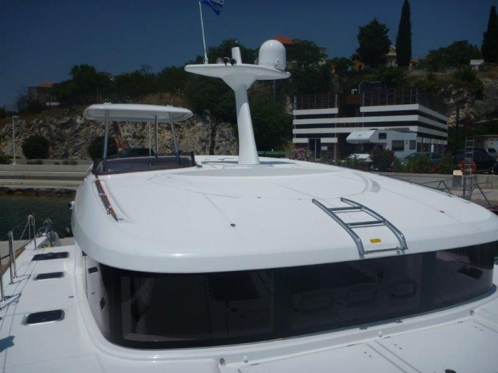 Rental yacht Šibenik - Lagoon Lagoon 40 Motor Yacht on SamBoat