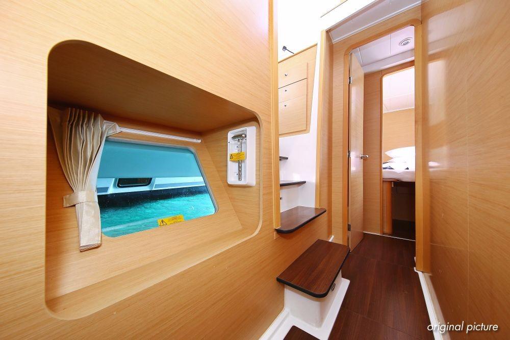 Boat rental Lagoon Lagoon 400 in Croazia on Samboat