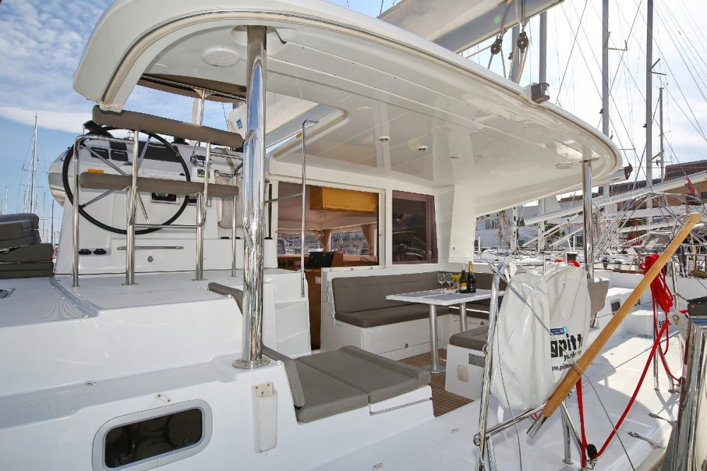 Catamaran for rent Trogir at the best price