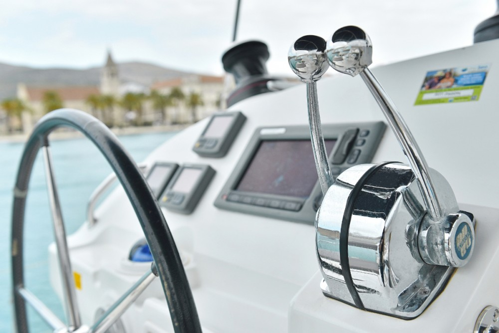 Rental yacht Trogir - Lagoon Lagoon 400 on SamBoat