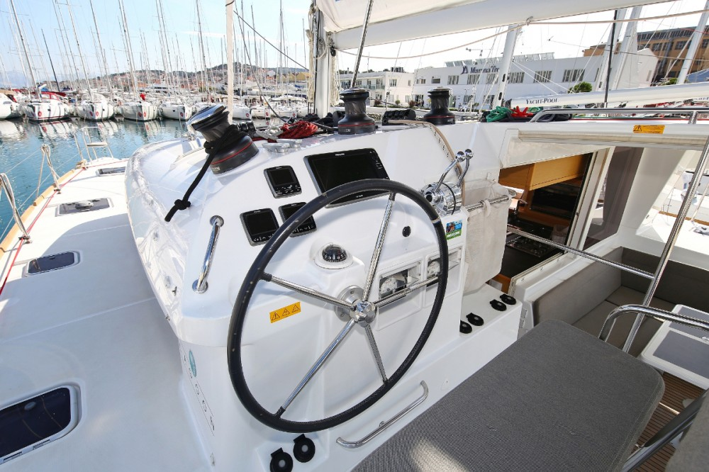 Rental Catamaran in Trogir - Lagoon Lagoon 400 S2