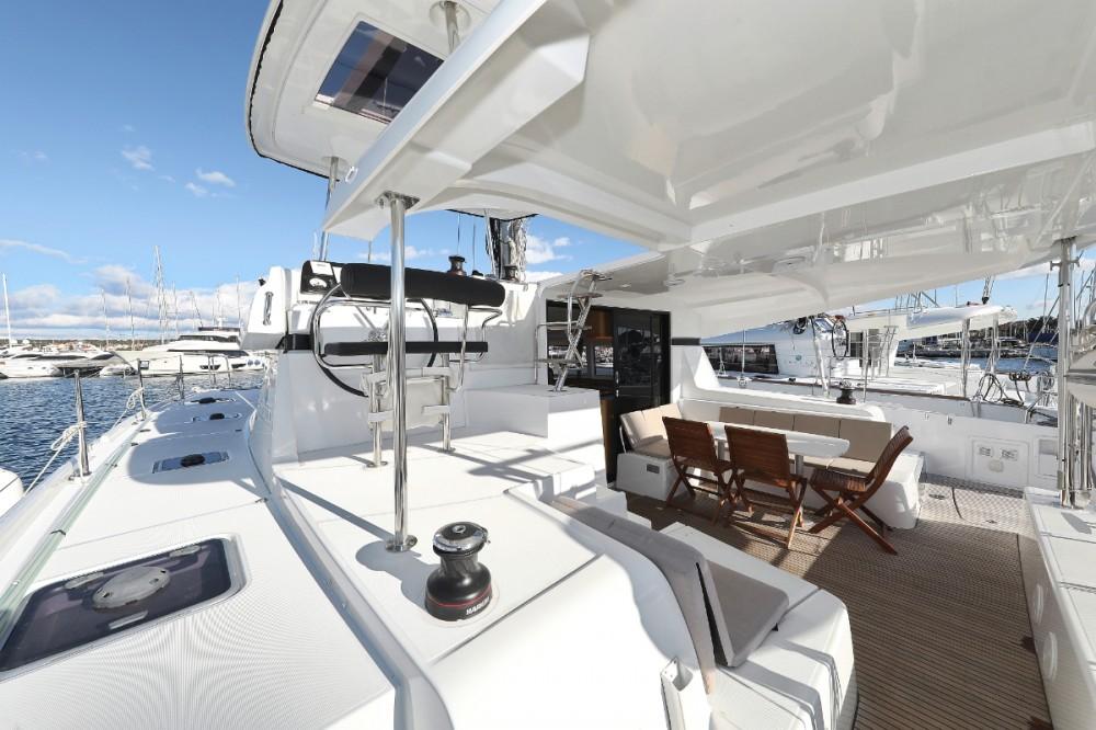 Rental yacht Croazia - Lagoon Lagoon 42 on SamBoat