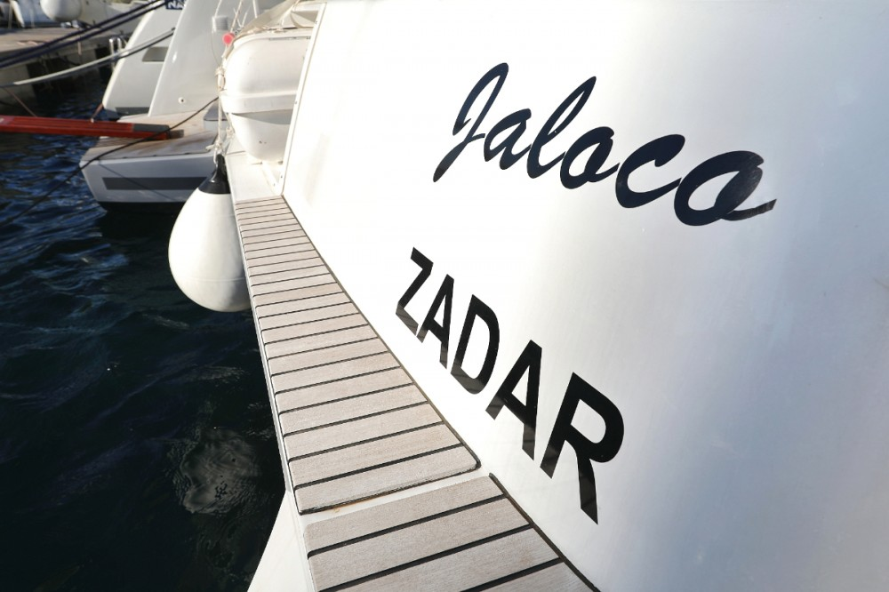 Lagoon Lagoon 42 between personal and professional Croazia