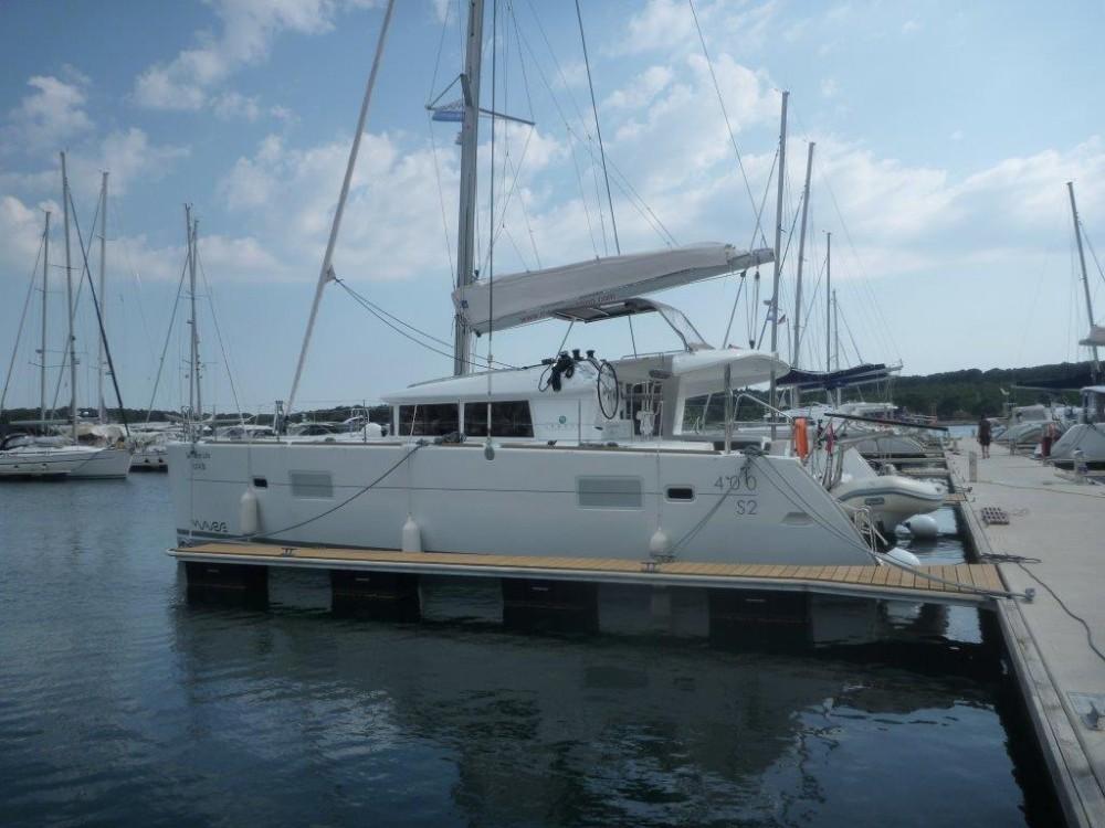 Rental yacht Šibenik - Lagoon Lagoon 400 S2 on SamBoat
