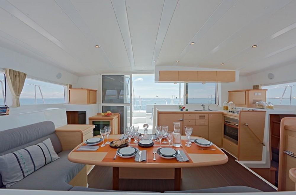 Rental Catamaran in Šibenik - Lagoon Lagoon 421