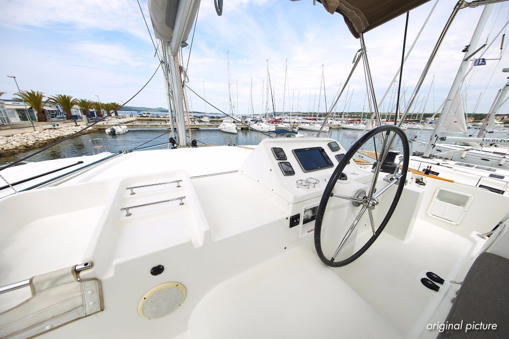 Catamaran for rent Croatie at the best price