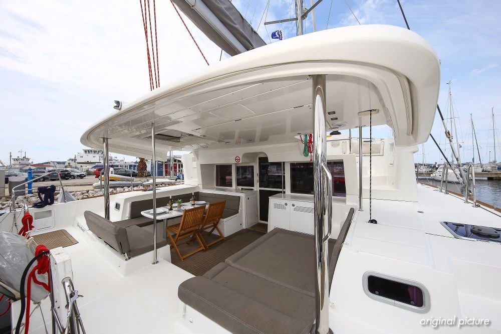 Rental yacht Croatia - Lagoon Lagoon 450 on SamBoat