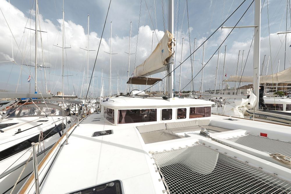 Lagoon Lagoon 450 between personal and professional Trogir