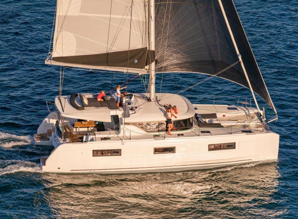 Rental yacht Göcek - Lagoon Lagoon 46 - 4 + 1 cab. on SamBoat