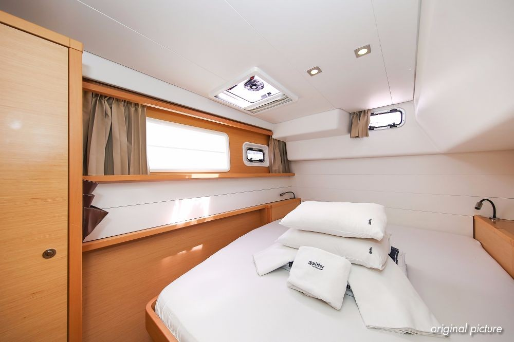 Rental Catamaran in Croatia - Lagoon Lagoon 450