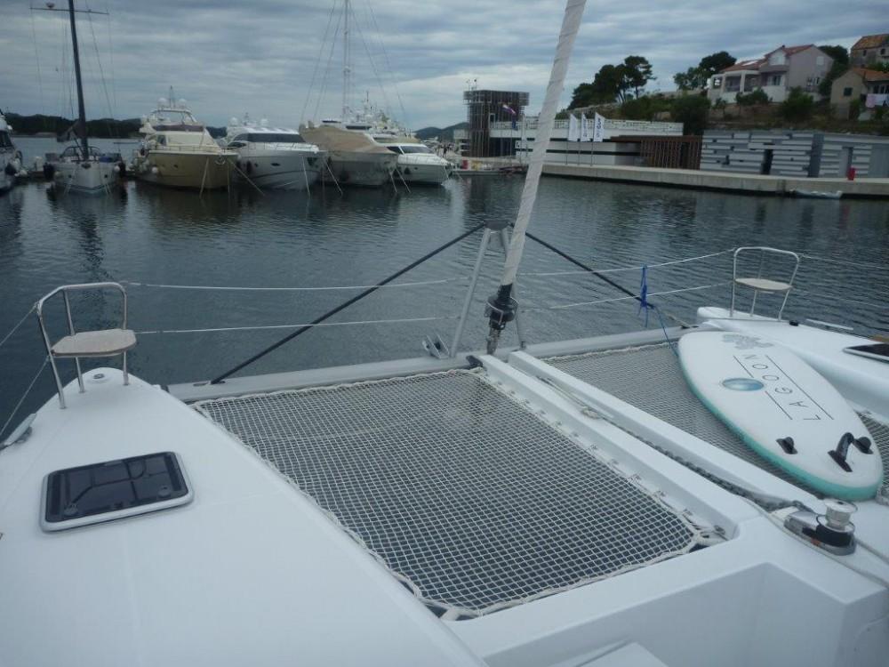 Rental yacht Šibenik - Lagoon Lagoon 450 on SamBoat
