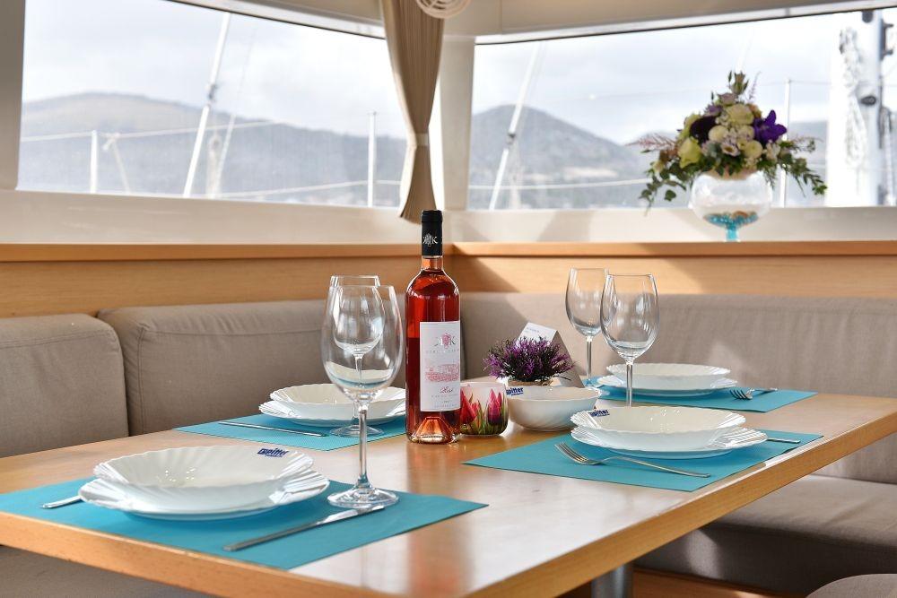 Rental Catamaran in Trogir - Lagoon Lagoon 450