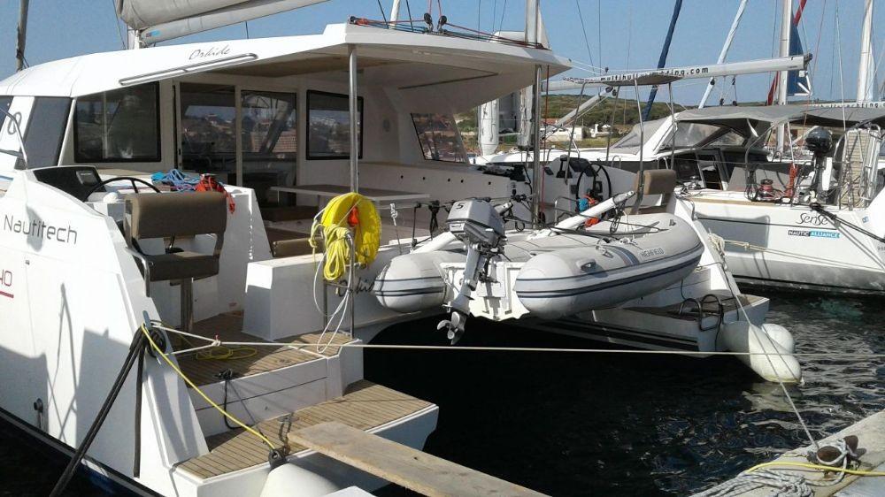 Rental yacht Vólos - Nautitech Nautitech 40 on SamBoat