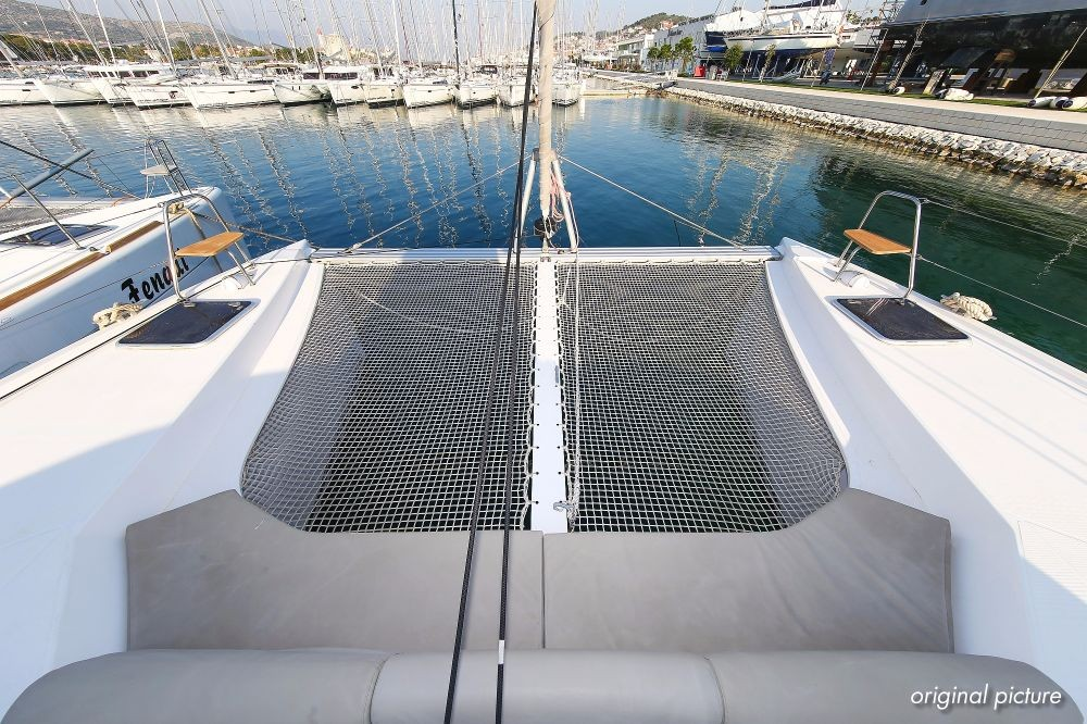 Rental yacht Trogir - Nautitech Nautitech 40 on SamBoat