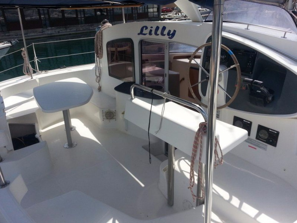 Fountaine Pajot Lavezzi 40 between personal and professional Grad Pula