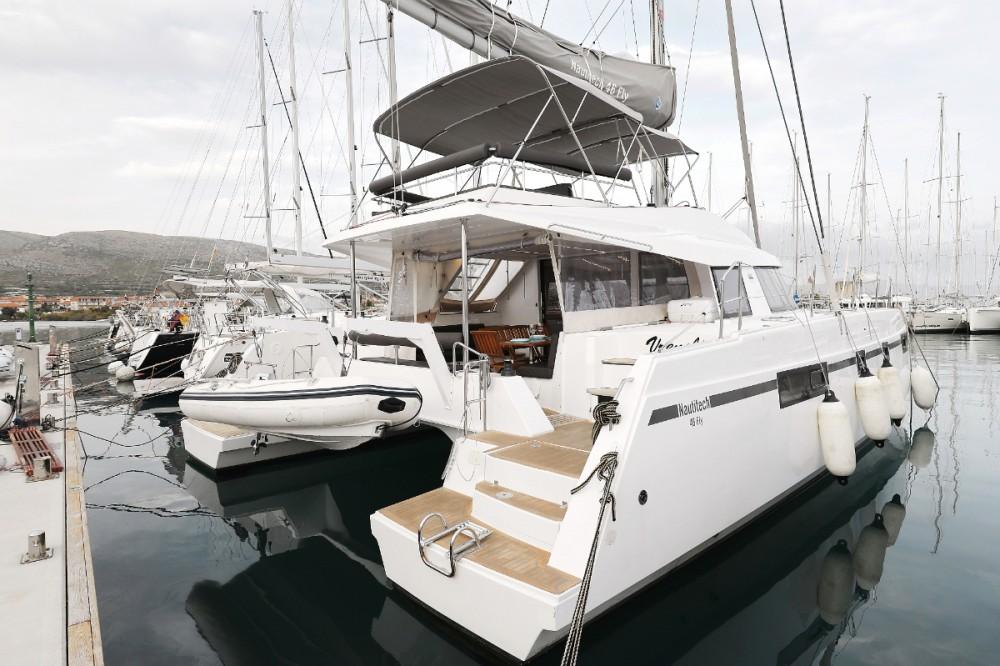 Rental Catamaran in Trogir - Nautitech Nautitech 46