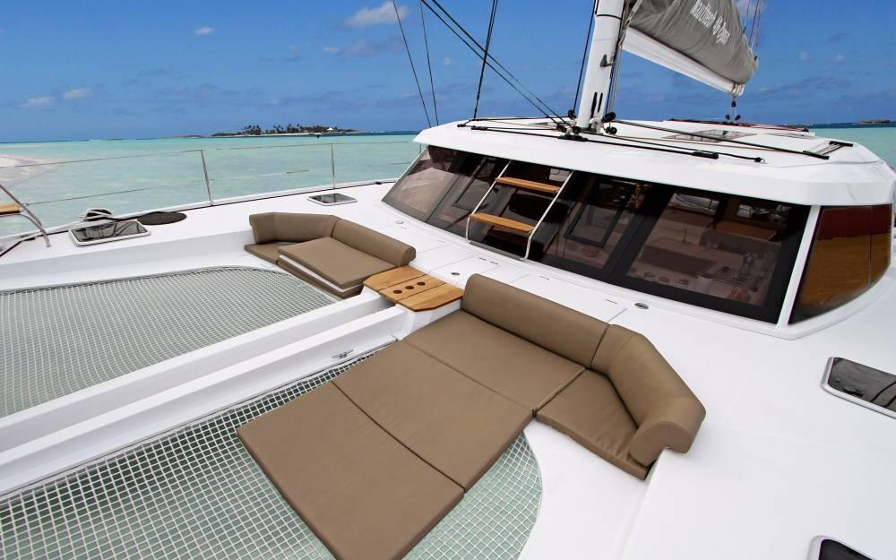 Rental yacht Lávrio - Nautitech Nautitech 46 on SamBoat
