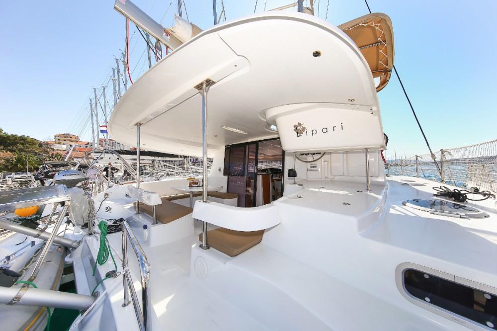 Boat rental Fountaine Pajot Lipari 41 in Trogir on Samboat