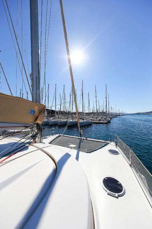 Rental yacht Trogir - Fountaine Pajot Lipari 41 on SamBoat