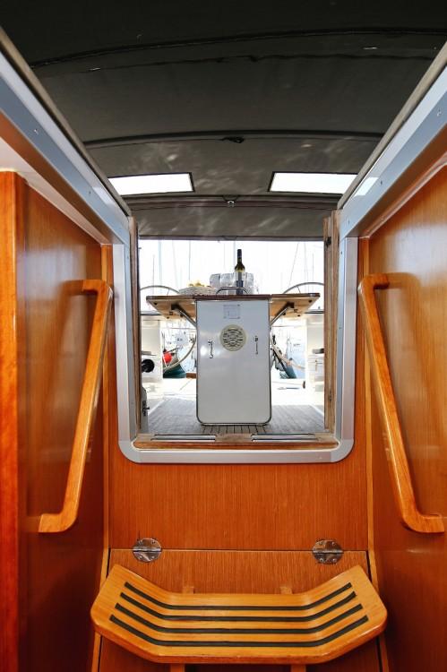 Bavaria Cruiser 45 between personal and professional Split