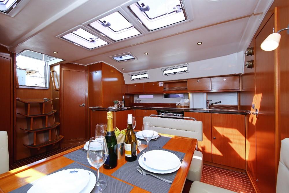 Boat rental Split cheap Cruiser 45