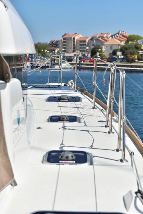 Lagoon Lagoon 39 between personal and professional Croatia