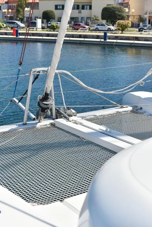 Rental Catamaran in Croatia - Lagoon Lagoon 39