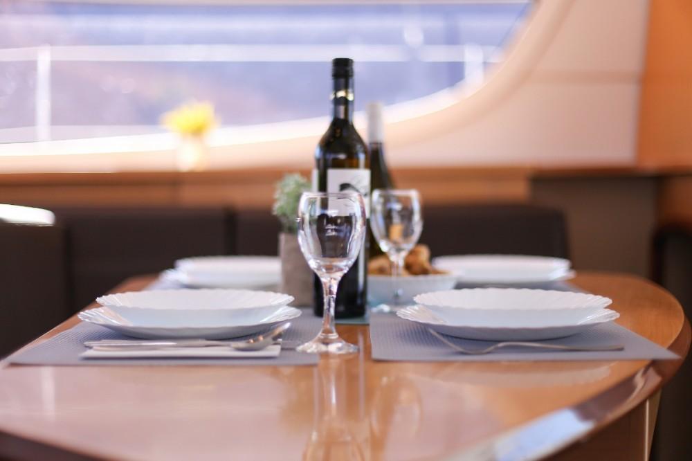Rental yacht Grad Pula - Fountaine Pajot Lipari 41 on SamBoat